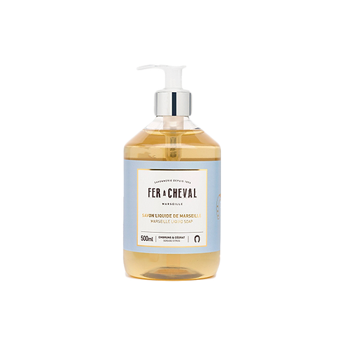 Fer à Cheval - Marseille Liquid Soap Seaside Citrus - 500ml