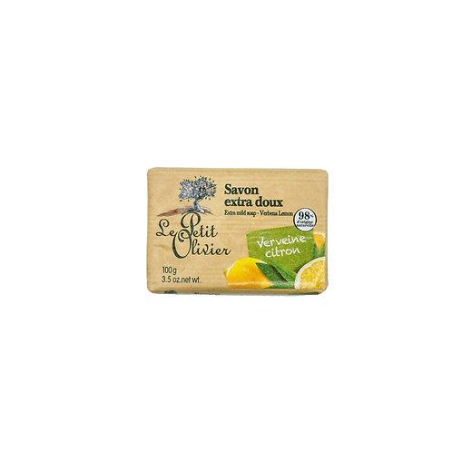 Le Petit Olivier - Verbena Lemon Extra Mild Soap Bars - 100g