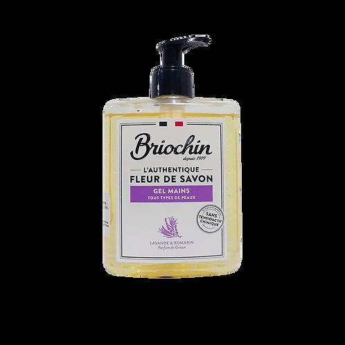 Briochin Fleur de Savon Liquid Soap - Lavende Pump 400ml