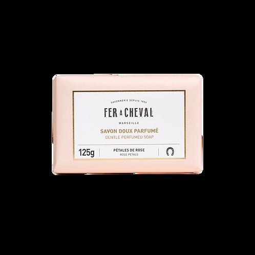 Fer à Cheval - Gentle Perfumed Soap Rose Petals - 125g