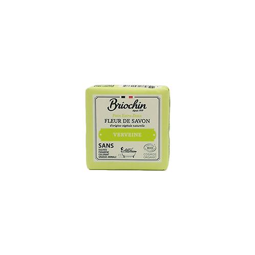 Briochin FLEUR DE SAVON Verbena Soap Bar - 50g