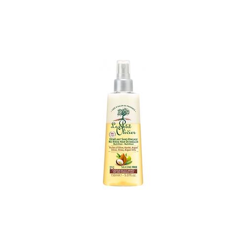 Olive, Shea, Argan Oils No-Rinse Hair Detangler - Dry & Damaged Hair - 150 ml