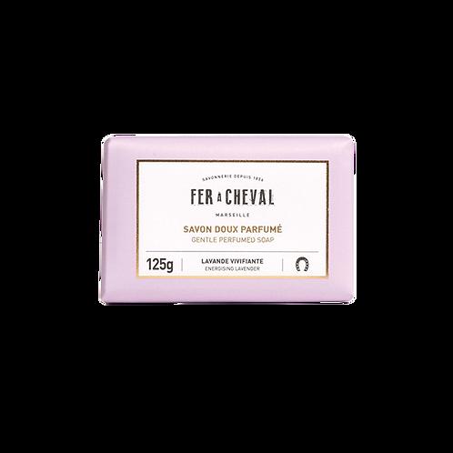 Fer à Cheval - Gentle Perfumed Soap Energising Lavender - 125g