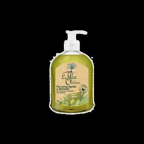Le Petit Olivier - Pure liquid soap of Marseille Olive perfume - 300 ml