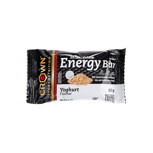 Crown Sport Nutrition Yoghurt Energy Bar 60g