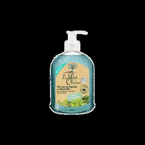 Le Petit Olivier - Pure liquid Marseille soap Crithmum Perfume - 300 ml