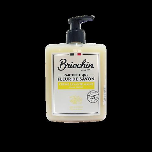 Briochin Fleur de Savon Liquid Soap - Miel & Citron Pump 400ml