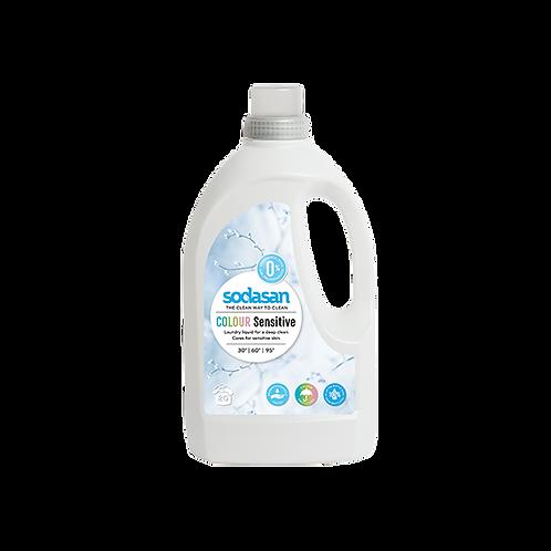 Sodasan - Fresh & Bright Sensitive Laundry Detergent - 1.5L