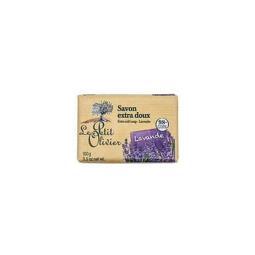 Le Petit Olivier - Lavender Extra Mild Soap 100g