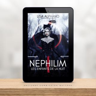 NEPHILIM - Lisa Alphano