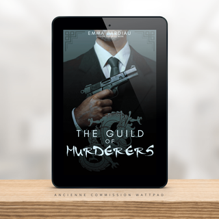 THE GUILD OF MURDERERS - Emma Bardiau