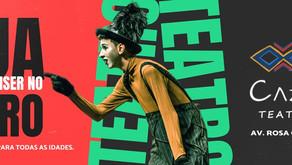 CazAzul divulga segundo semestre dos Cursos Livres de Teatro de 2019