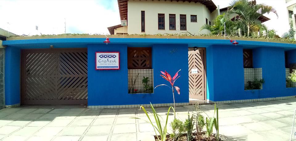 Nova sede da CazAzul Teatro Escola