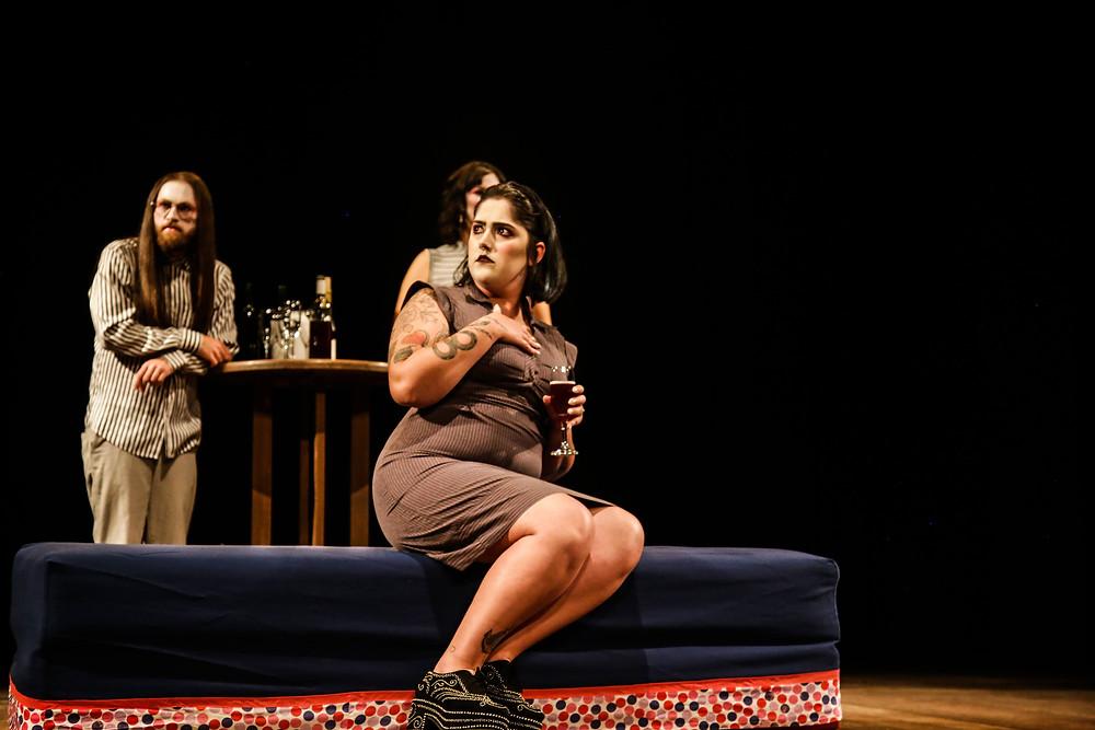 """Shirley: """"Eu tenho medo dessa gripe."""" Foto: Erica Daniela"""