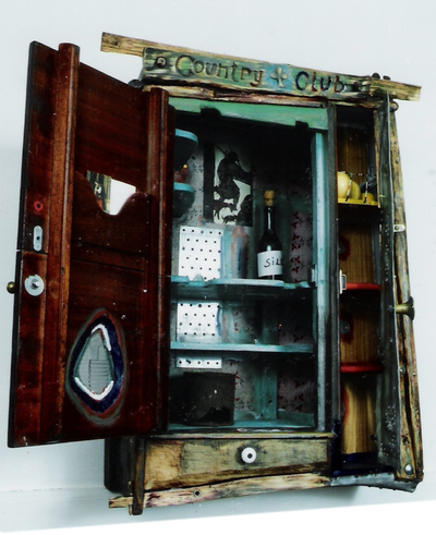 """COUNTRY CLUB"" CABINET"