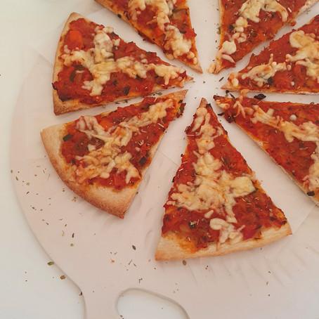Sinterklaas Pizza