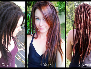 Tips to help your new dreadlocks mature well