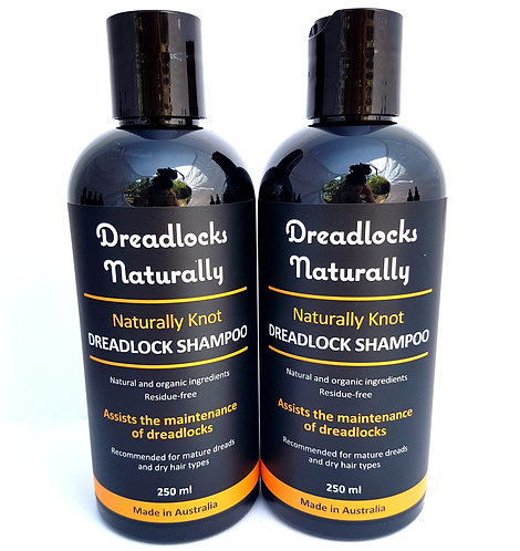 NATURALLY KNOT Dreadlock Shampoo MULTI PACK