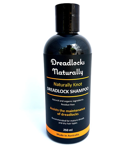 NATURALLY KNOT Dreadlock Shampoo