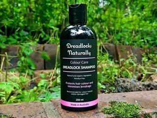 New! COLOUR CARE Dreadlock Shampoo