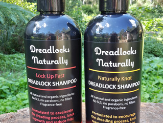 Dreadlock shampoo!