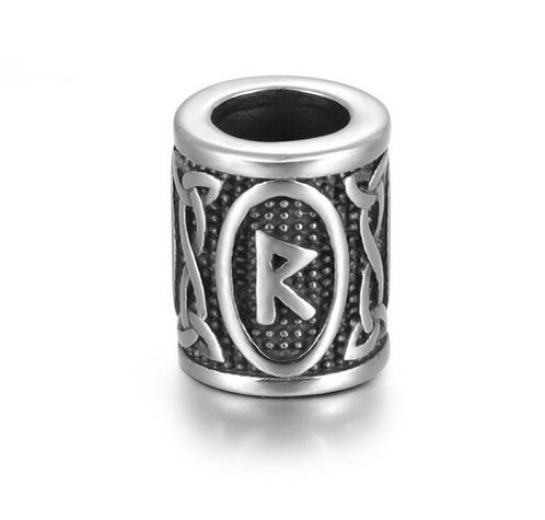 Rune Bead - 8mm hole
