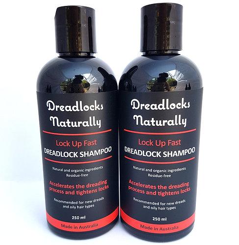 LOCK UP FAST Dreadlock Shampoo MULTI PACK