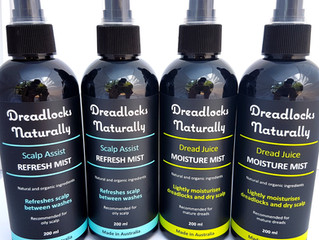 New dread care products!