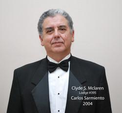 VM Carlos C. Sarmiento
