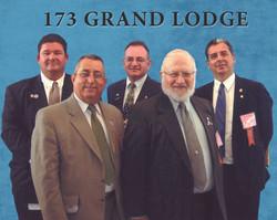 173 Grand Lodge