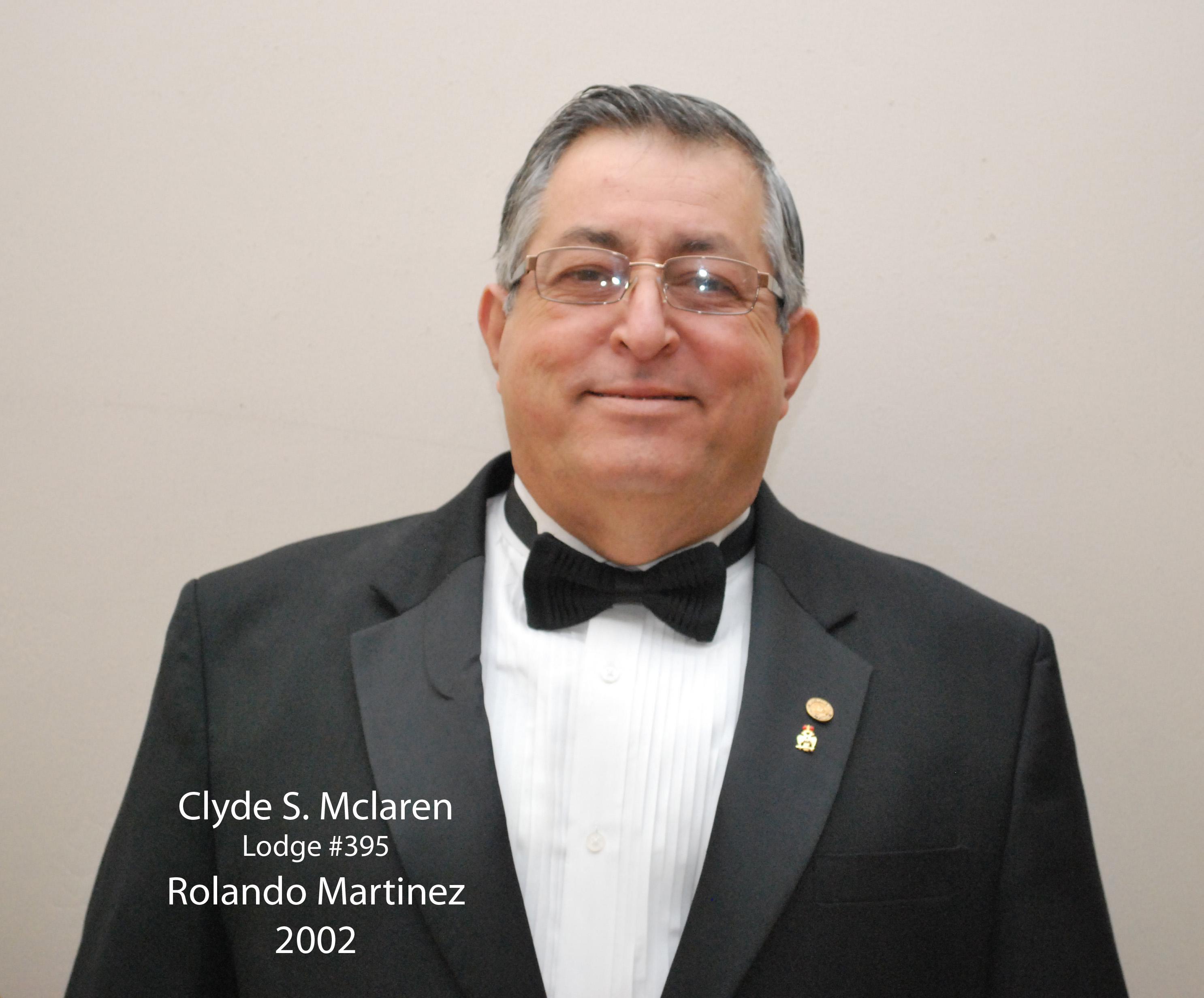 VM Rolando Martinez
