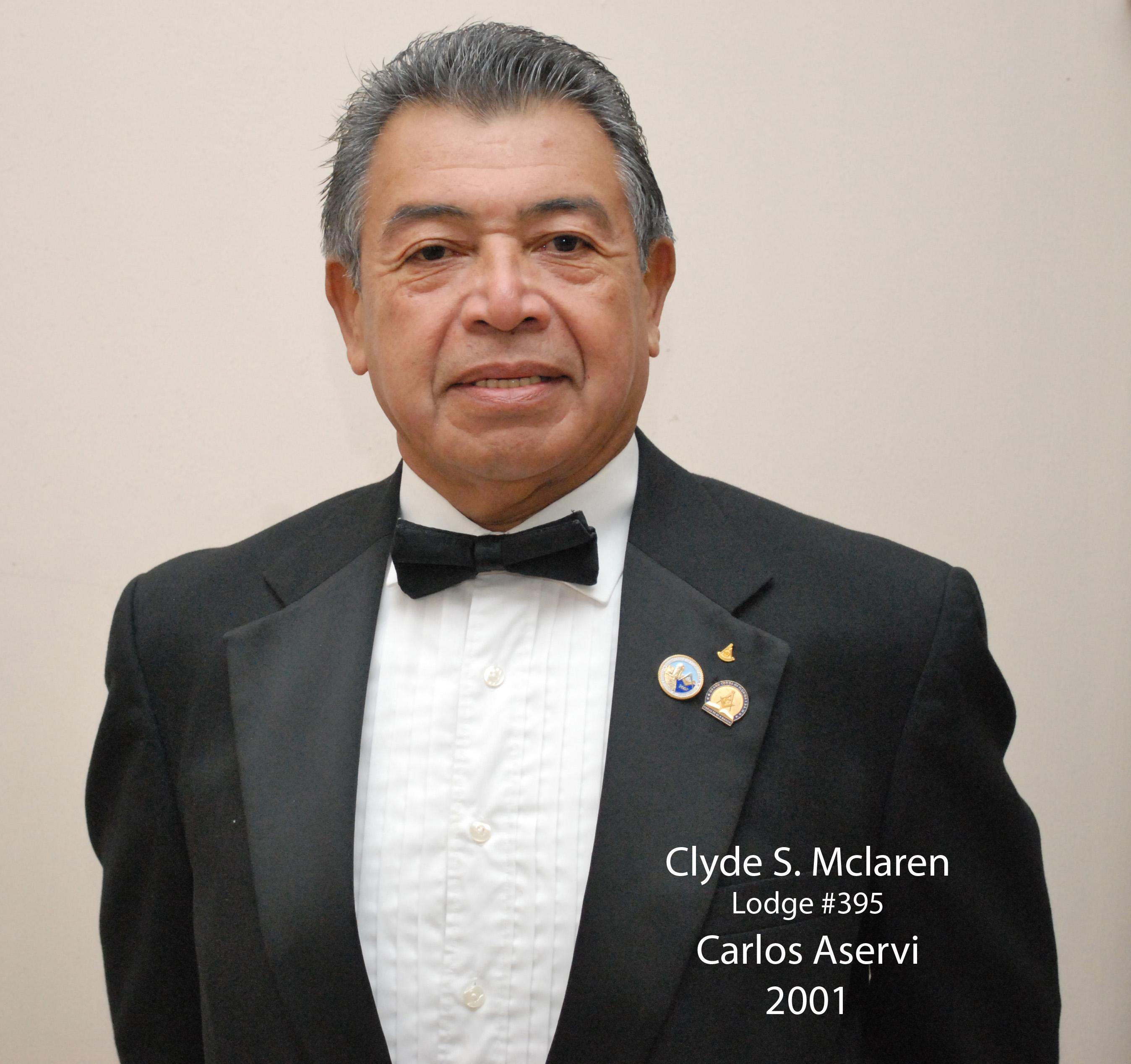 VM Carlos Aservi