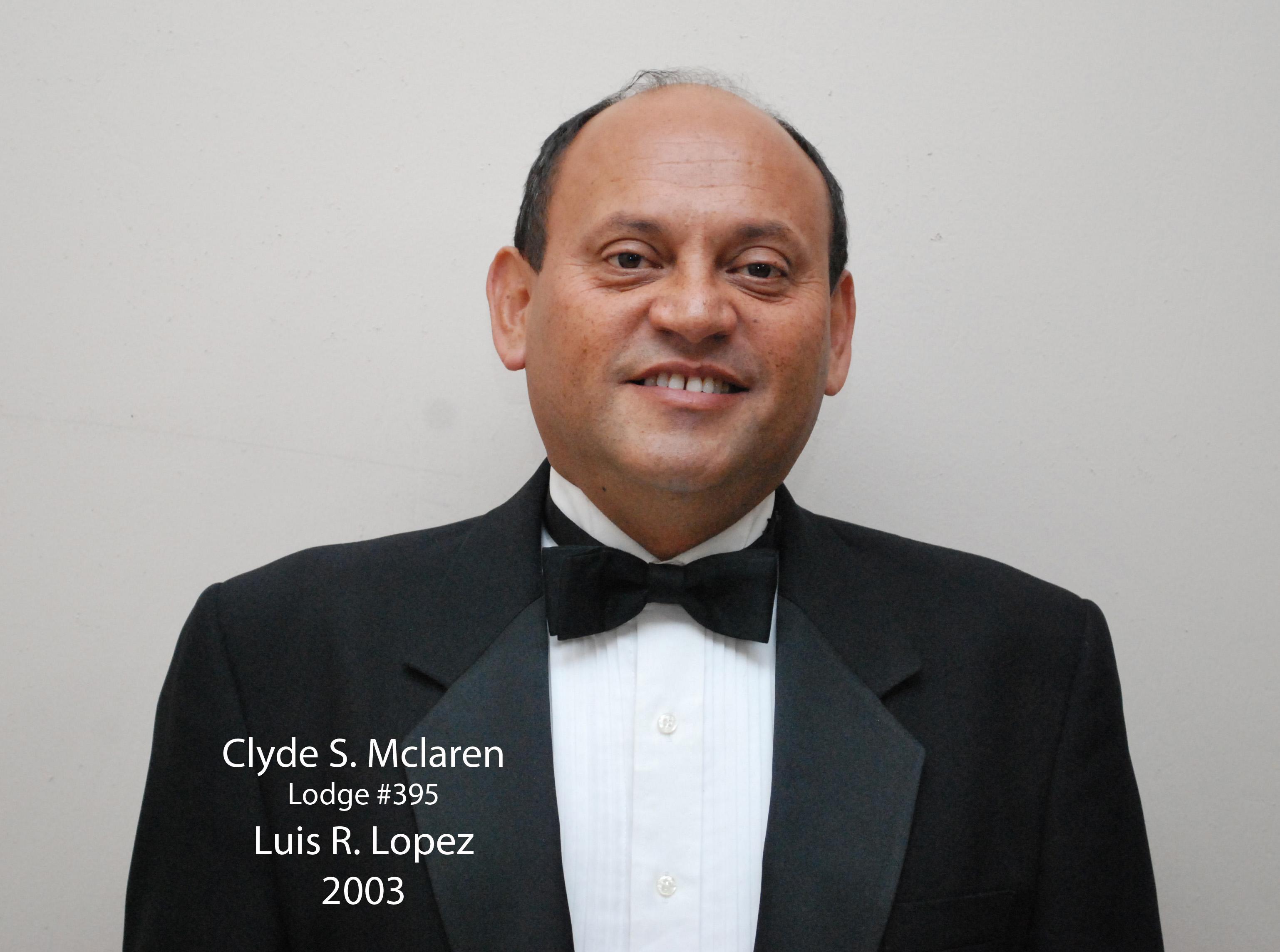 VM Luis R. Lopez
