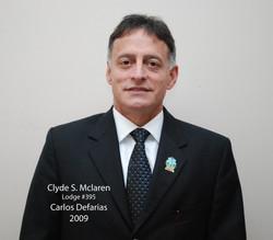 VM Carlos De Farias
