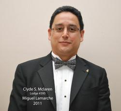 VM Miguel Lamarche