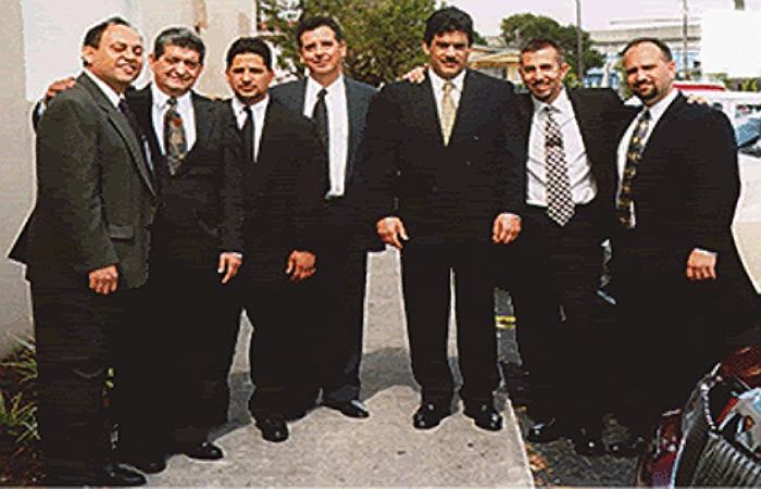 Primeros MM.·.MM.·. - 03/1999