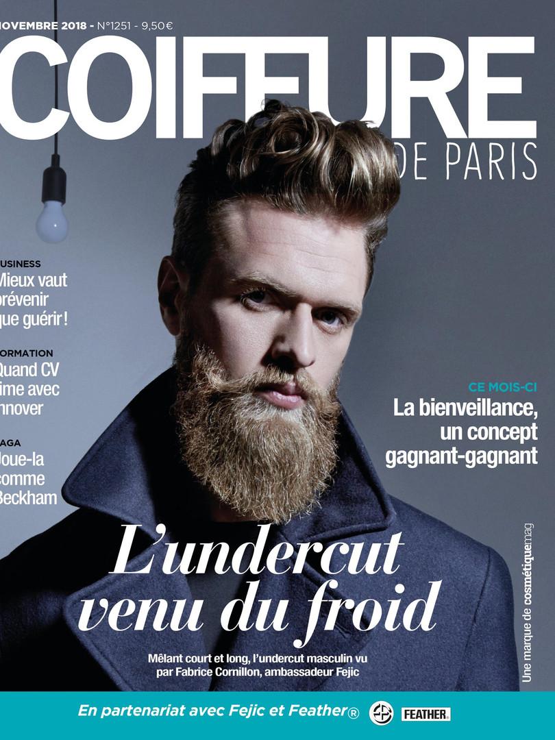 Coiffure de Paris 2018