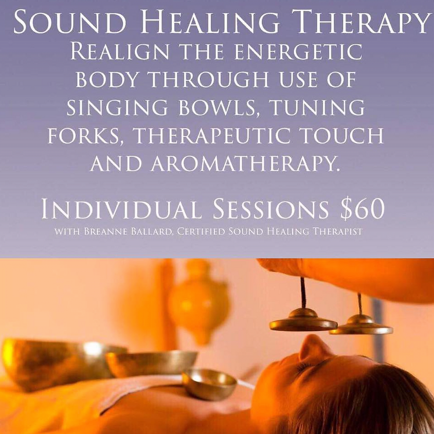 Sound Healing - Personal Sessions