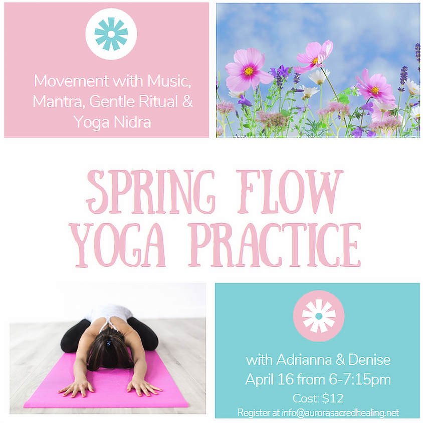Spring Flow Yoga Practice