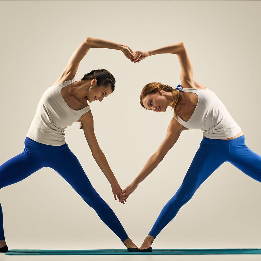 Partner Yoga Valentines Special