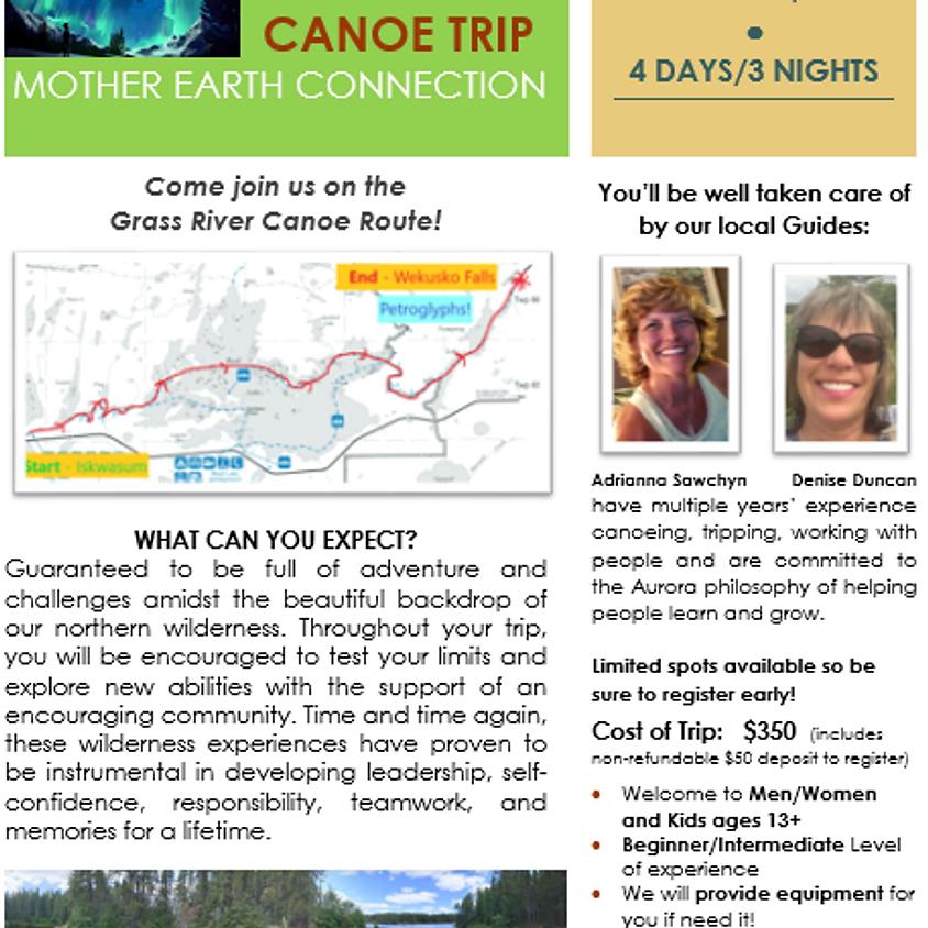 Aurora Canoe Trip