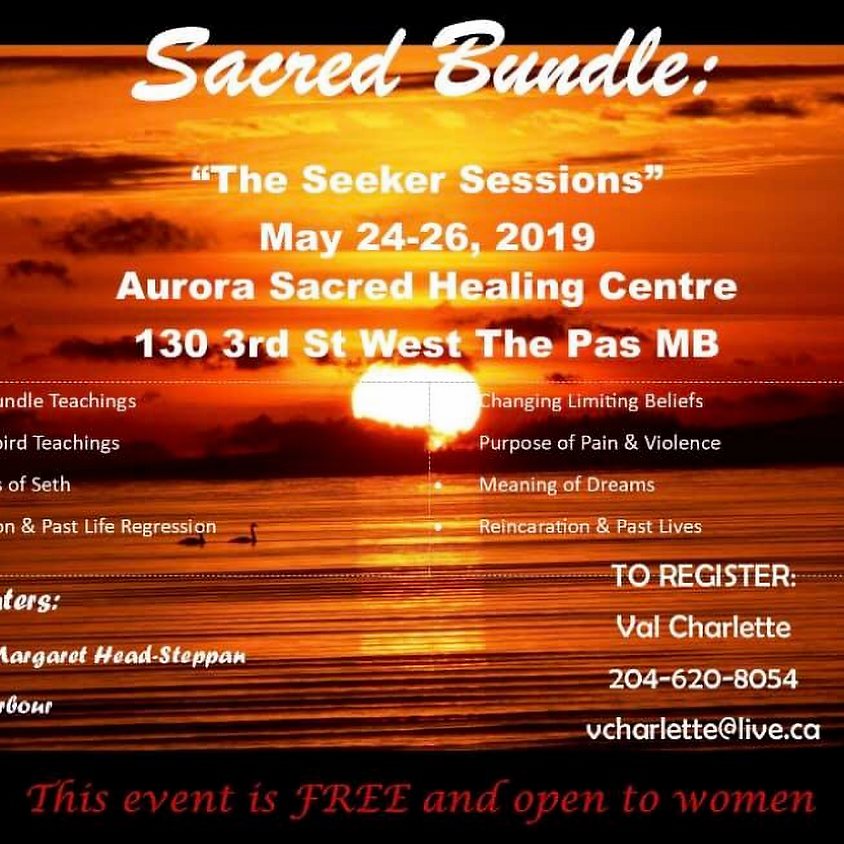 Sacred Bundle - The Seeker Sessions