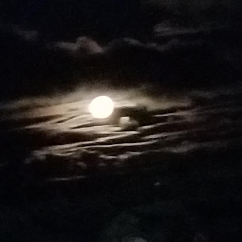 Full Moon Fire Circle