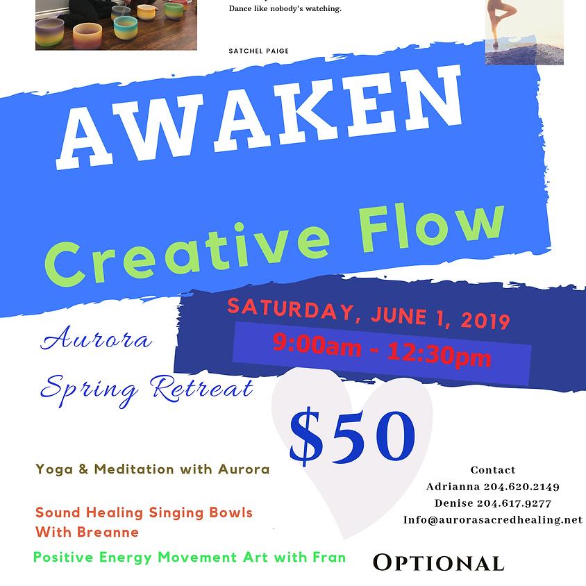 Awaken Creative Flow