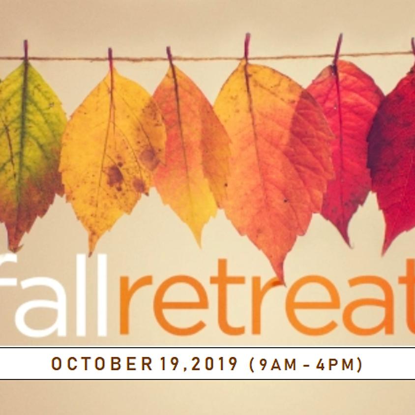 Fall Retreat - Food, Fellowship and Fun!