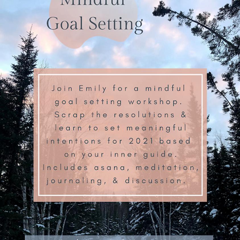 Mindful Goal Setting