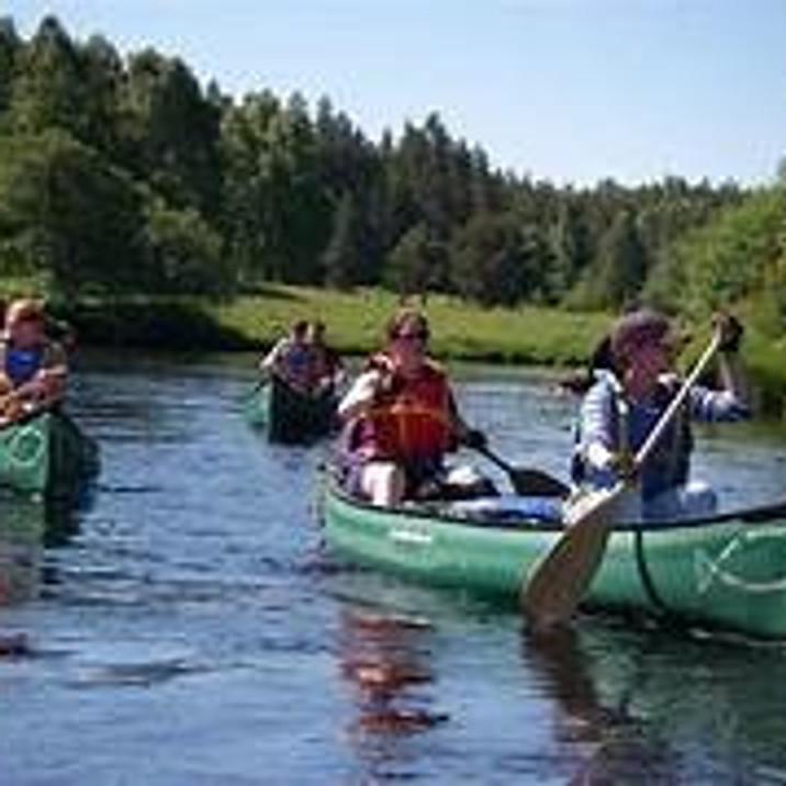 Fall Canoe Trip