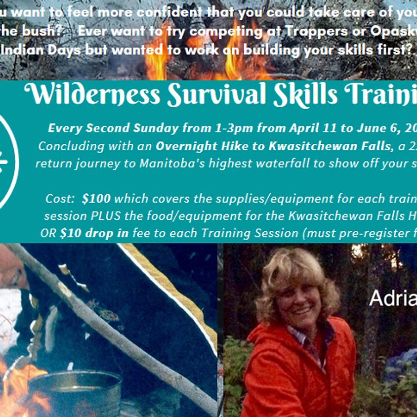 FALL Wilderness Survival Skills Training