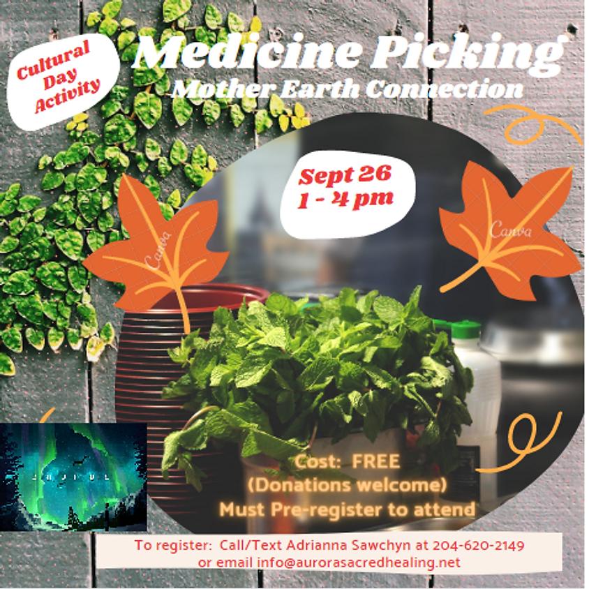 Medicine Picking - Wegis/Chaga