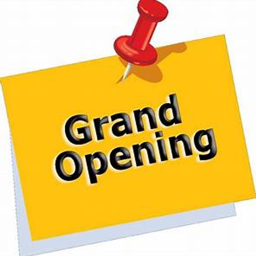 AURORA Grand Opening!